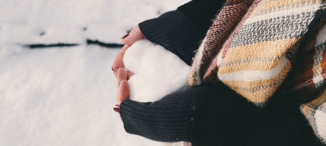 5 Tips to help your winter skin naturally